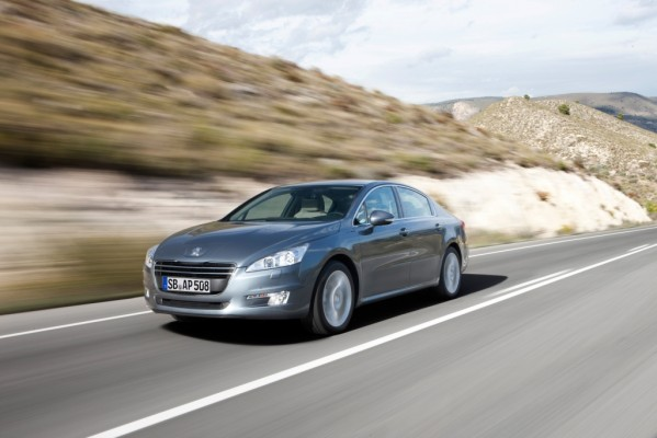 Peugeot 508 ab 12. März mit sparsamen und leistungsstarken Motoren bei den Händlern