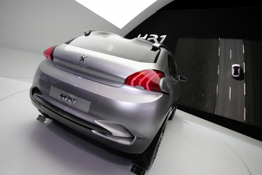 Peugeot HR1.