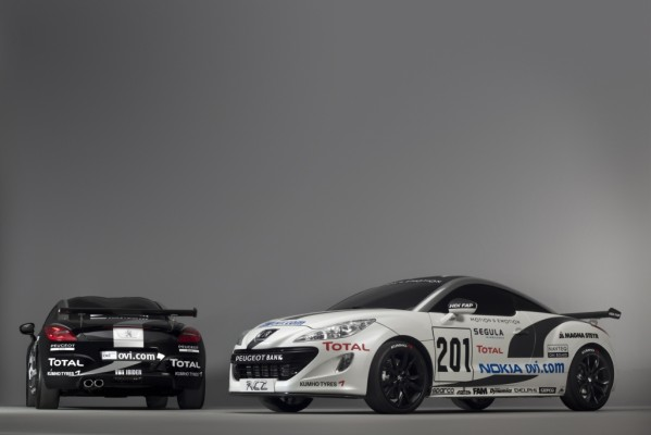 Peugeot verstärkt Motorsport-Engagement