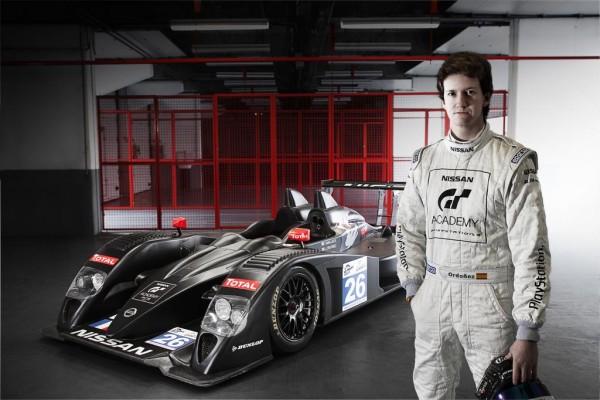 Playstation-Sieger fährt für Nissan in Le Mans