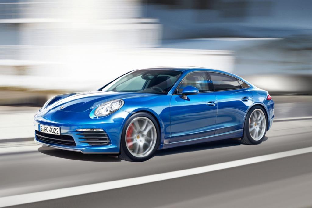 Porsche-Pläne - Baby-Panamera kommt 2016