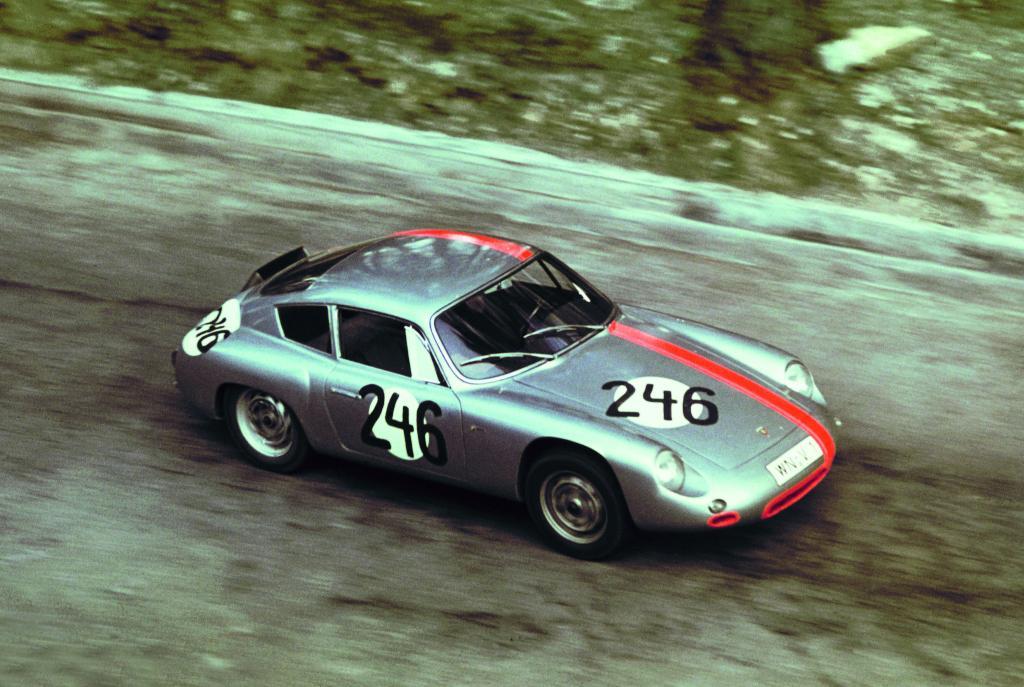 Porsche Type 356 B 1600 GS Carrera GTL Abarth, 1960..