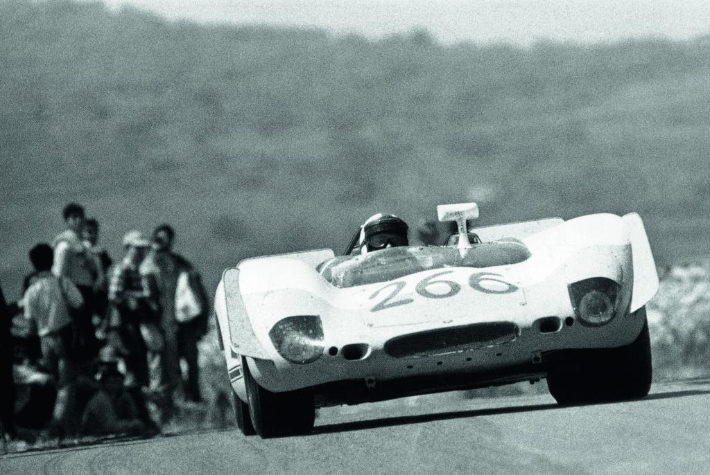 Porsche Type 908/02 Spyder,1969 Targa Florio.