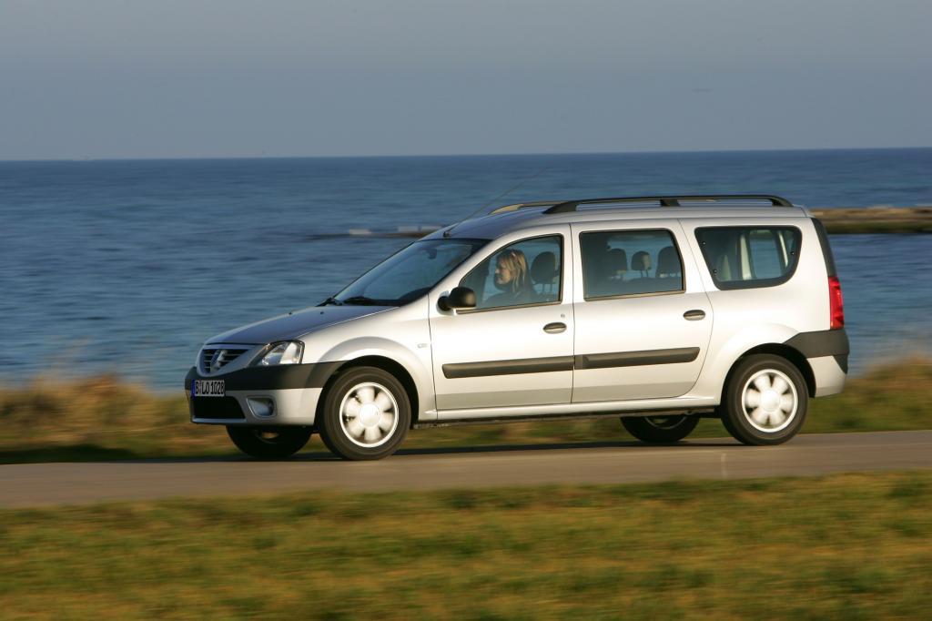 Praktisch und bei vielen teureren Autos nicht zu haben: Die Schutzleisten an der Seite