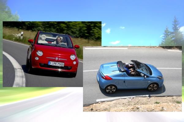 Preiswerte Cabrios - Open-Air-Vergnügen für wenig Geld