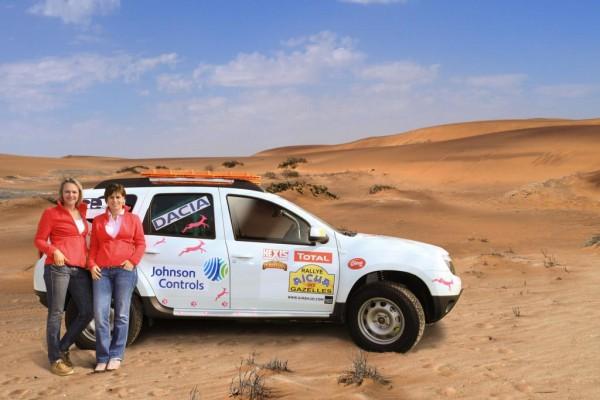 Rallye Aïcha des Gazelles - Das grüne Frauen-Rennen