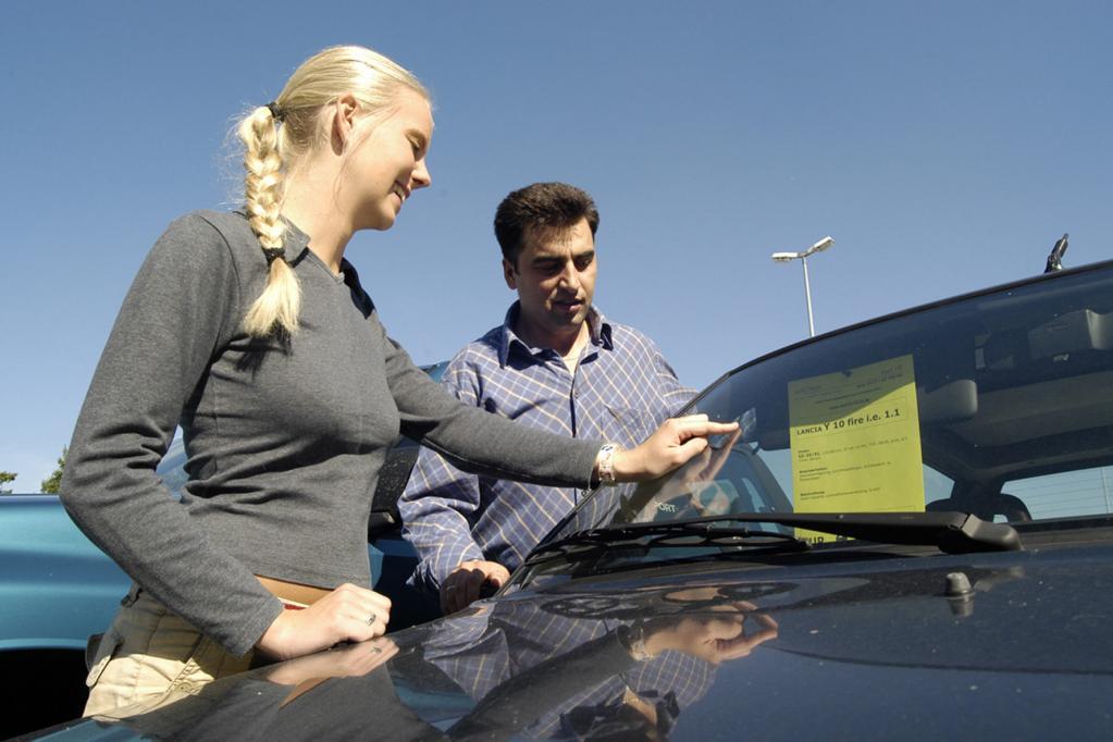 Ratgeber: Mängel am Gebrauchtwagen geltend machen