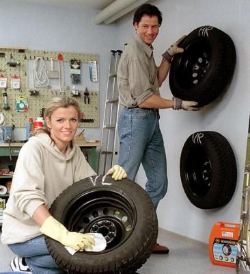 Ratgeber Reifenwechsel - Gewusst wie - spart Zeit und Geld