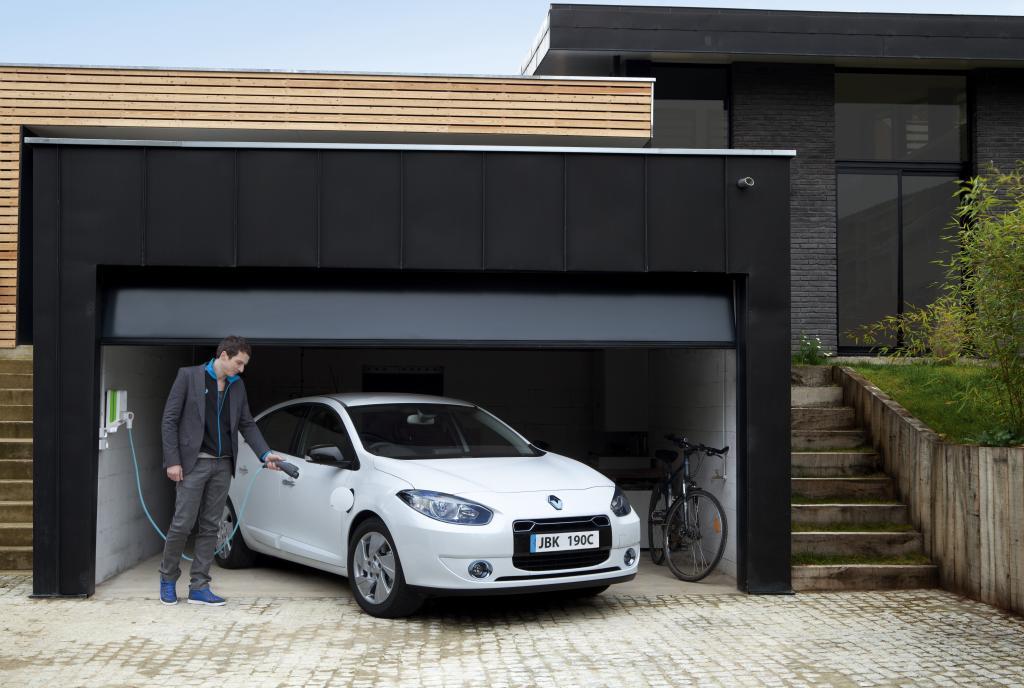 Renault Fluence Z.E.: Dänemark macht den Anfang