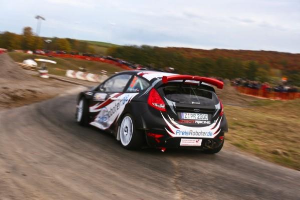 Robot-Racing-Team startet in Rallye-Saison