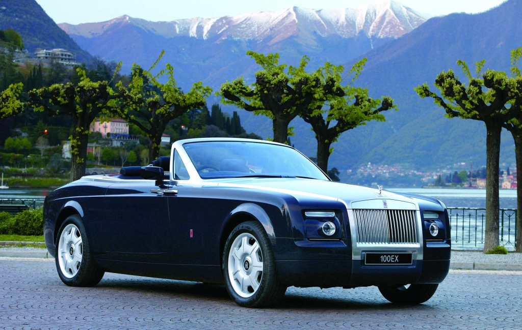 Rolls-Royce Experimental-Car 100EX | fotos rolls-royce