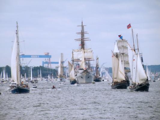 """Segelmacher North Sails bietet """"Erste-Hilfe-Service"""" zur Kieler Woche"""