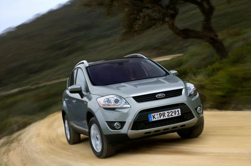 Serviceaktion bei Ford Kuga
