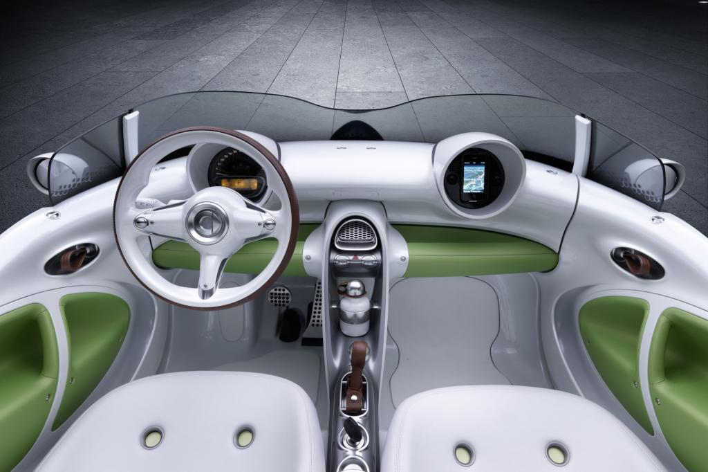 Spaß-Roadster ohne Dach: Smart Forspeed