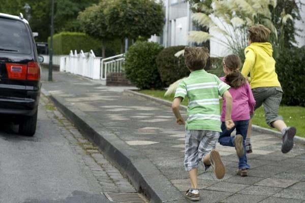 Statistik: Alle 17 Minuten ein verunglücktes Kind im Straßenverkehr