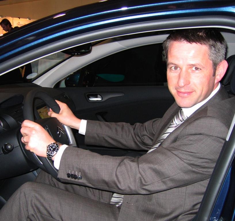 Stephan Lützenkirchen ist Sprecher von Citroën in Deutschland.