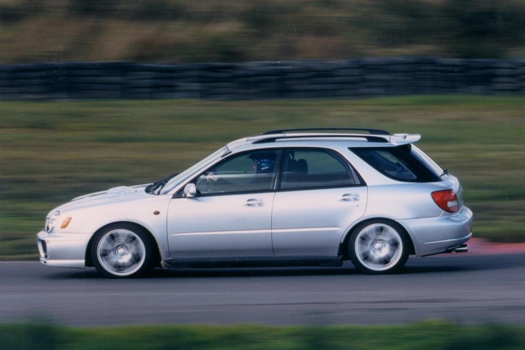 Subaru Impreza Sportkombi WRX von 2000