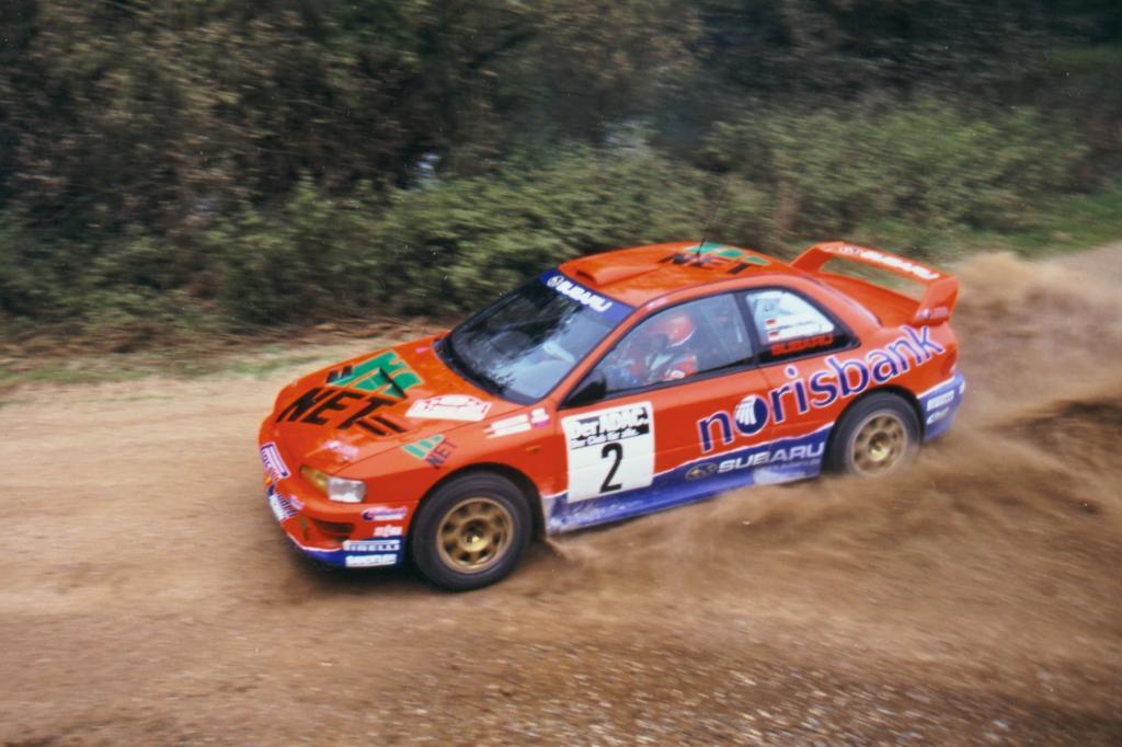 Subaru Impreza WRC Coupe 1999