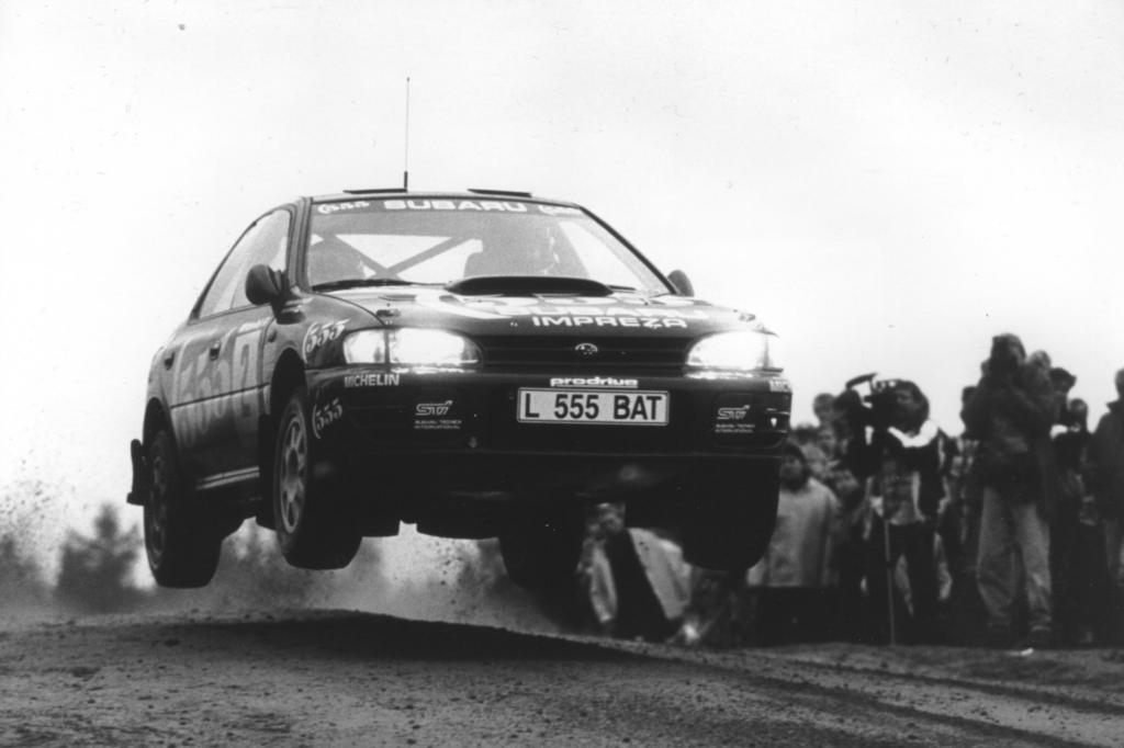 Subaru Impreza WRX von 1993