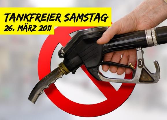 Tankfreier Samstag - Boykott zeigt Wirkung
