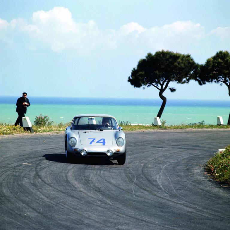 Targa Florio 1964.