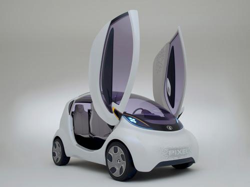 Tata Pixel – indisches Stadtauto für Europa