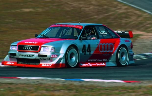 Techno Classica: Audi Tradition mit