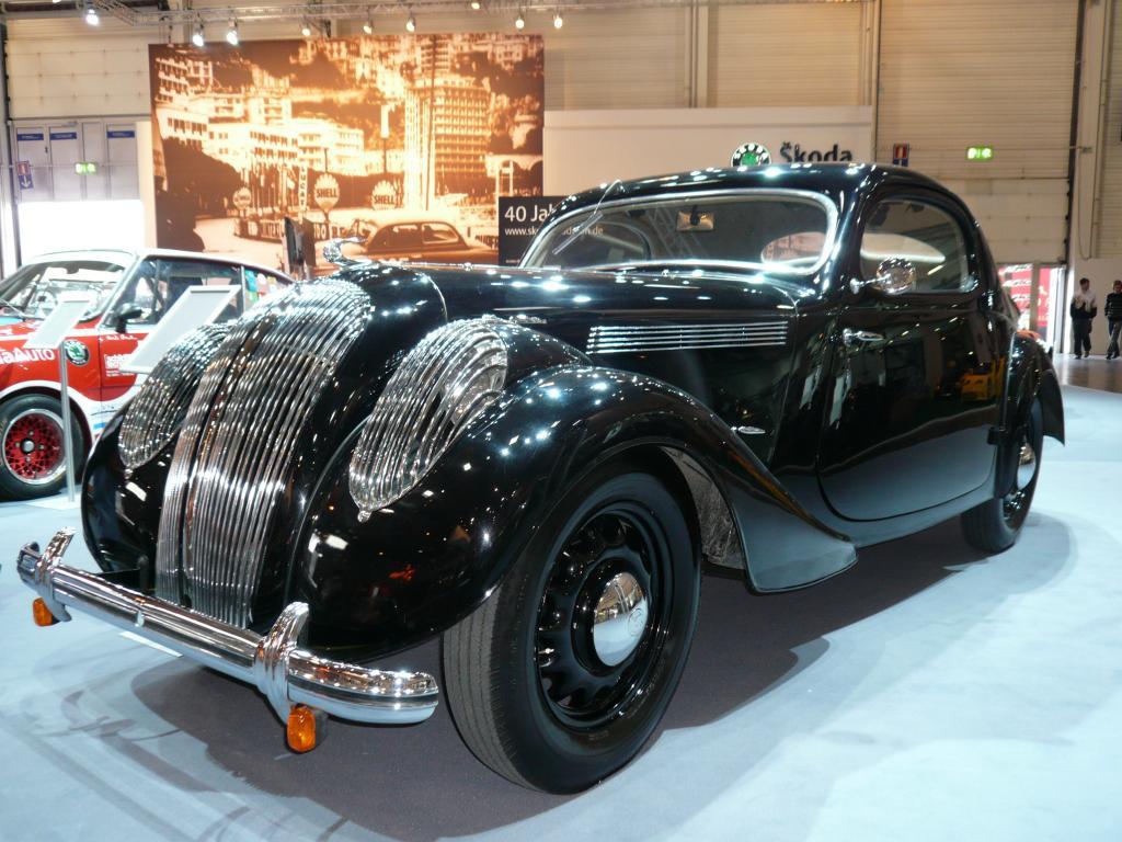 Techno Classica: Škoda feiert 110 Jahre Motorsport