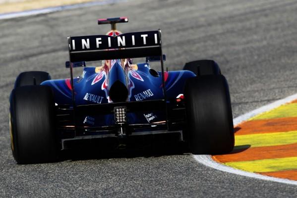 Technologietransfer - Infiniti kooperiert mit Formel 1-Team