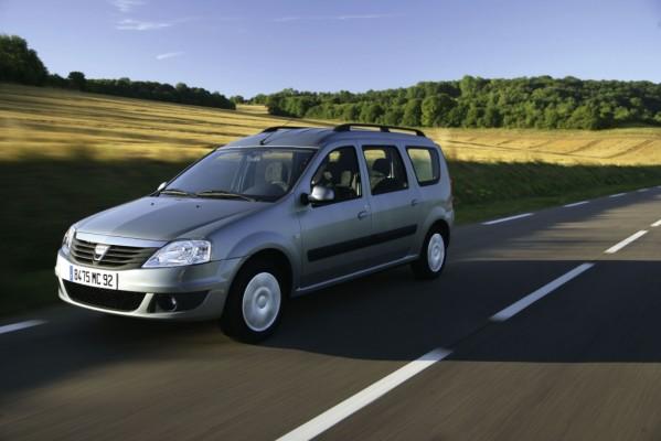 Test: Dacia Logan MCV - Für eine Handvoll Euro