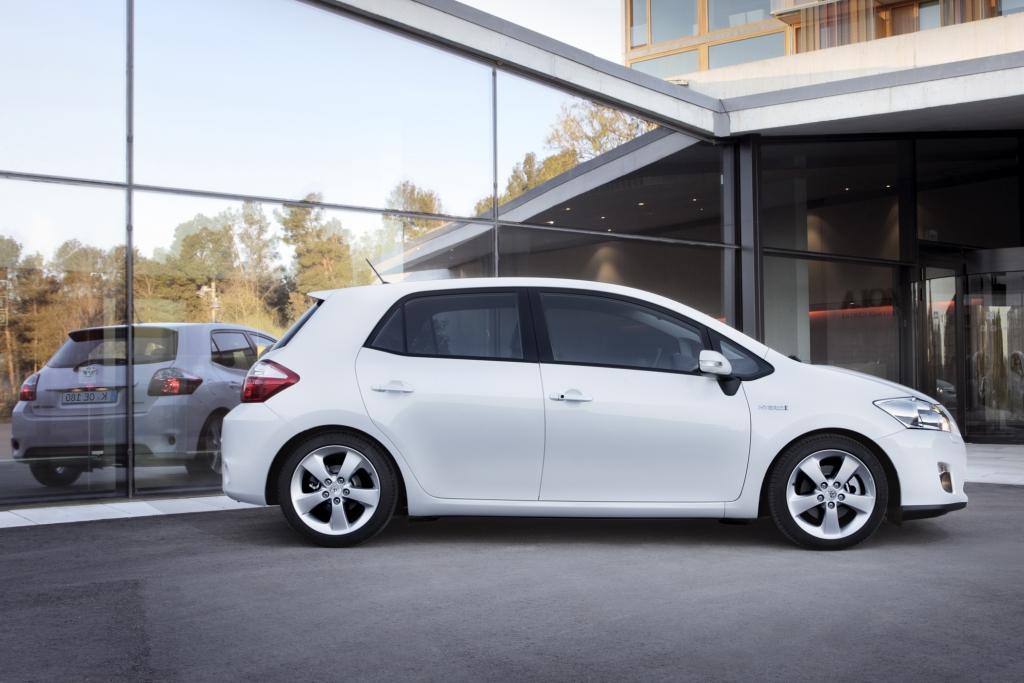 Test: Toyota Auris Hybrid - Der unsichtbare Trendsetter