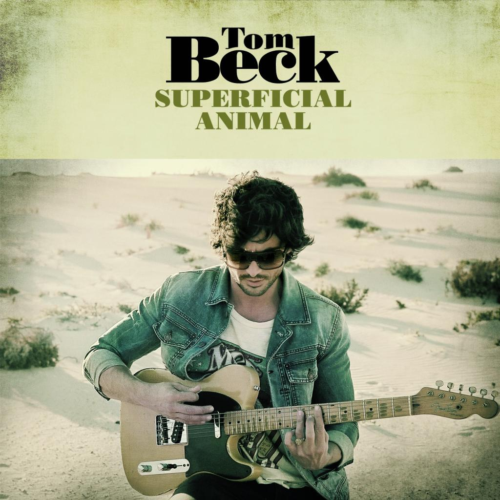 Tom Beck bringt CD auf den Markt.