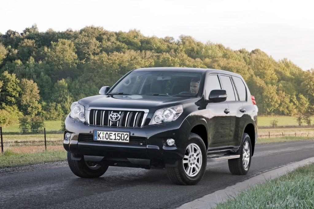 Toyota: Nachrüst-Tempomat für Land Cruiser und Hybride