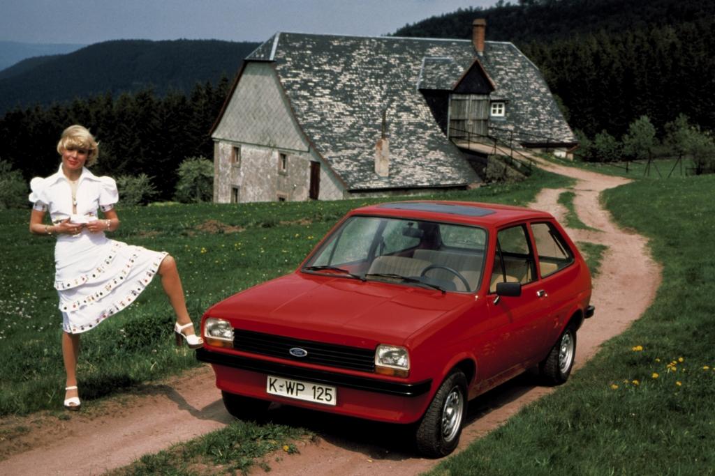 Tradition: 35 Jahre Ford Fiesta - Der wahre König der Kleinwagen