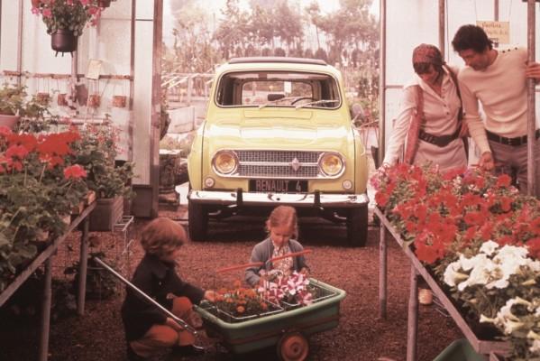 Tradition: 50 Jahre Renault 4 - Marie-Chantale, Revolutionärin mit großer Klappe