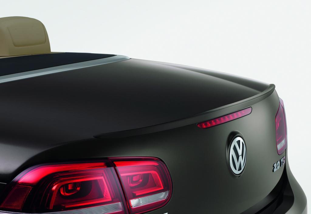 Volkswagen bietet Zubehör für den Eos
