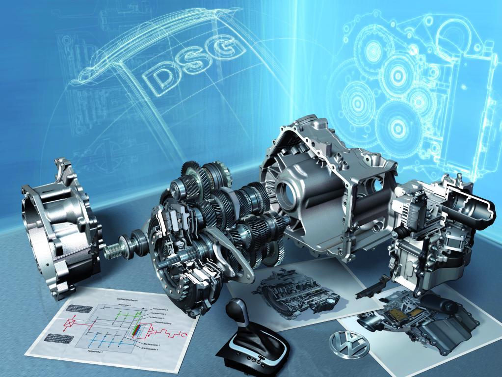 Vollkswagen hat über 3,5 Millionen DSG produziert