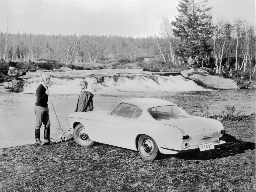 Volvo P 1800 (1963).