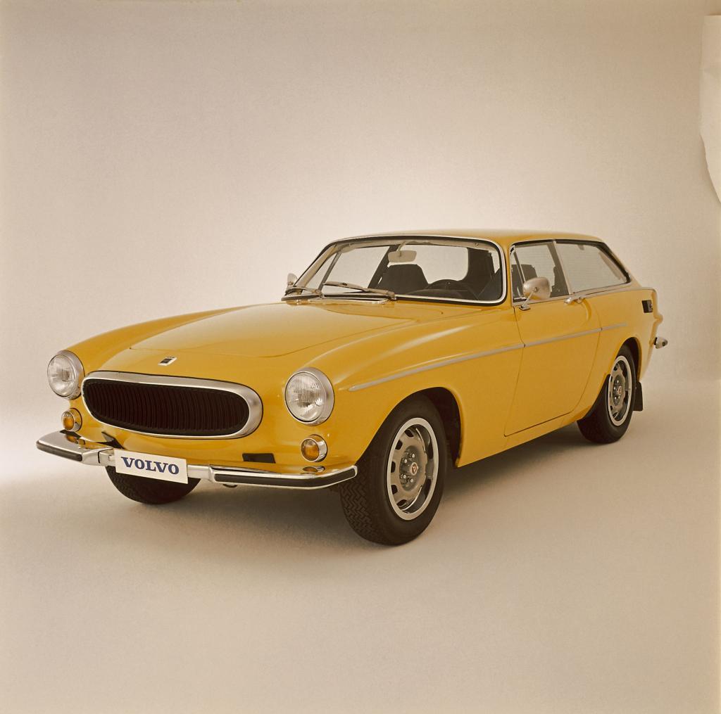 Volvo P 1800 ES (1973).
