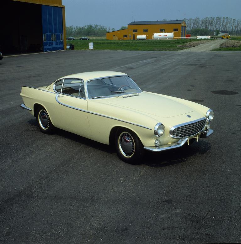 Volvo P 1800 Prototyp P956 (1959).