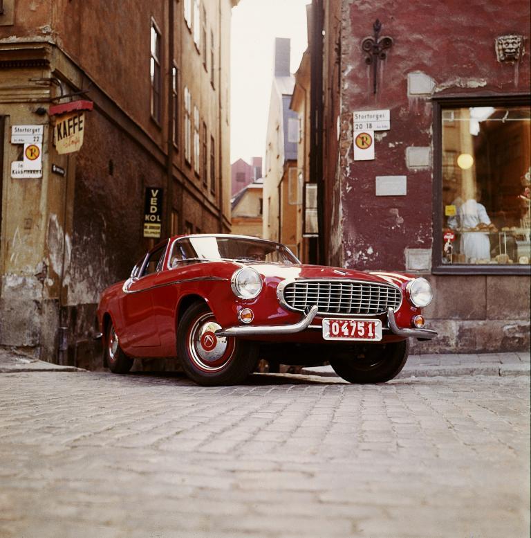 Volvo P 1800 S (1964).