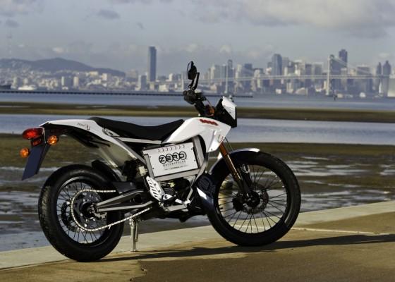 Zero bringt im April fünftes Modell auf den Markt