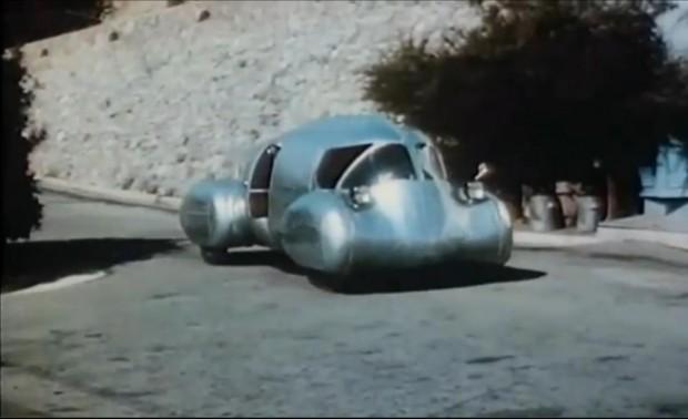 Zurück in die Zukunft: Autos der Zukunft, die es nie gegeben hat