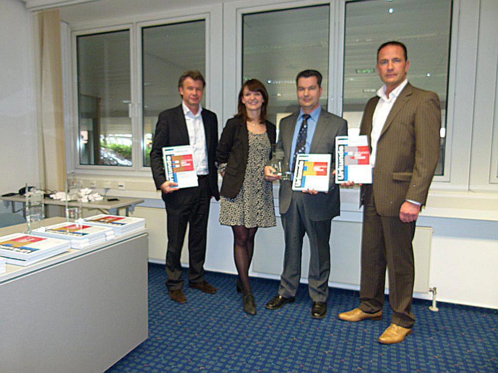 """Germanys First Choice auto.de-Leserwahl 2010"" Kategorie – Felgen: BBS, ATS und OZ"