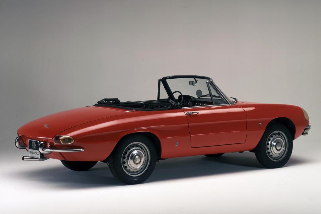Alfa Romeo Spider Duetto von 1966