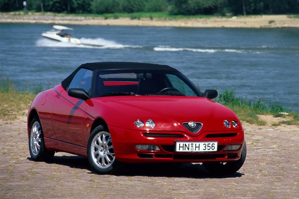 Alfa Romeo Spider von 1990