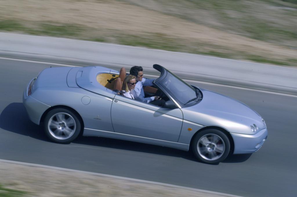 Alfa Romeo Spider von 2003