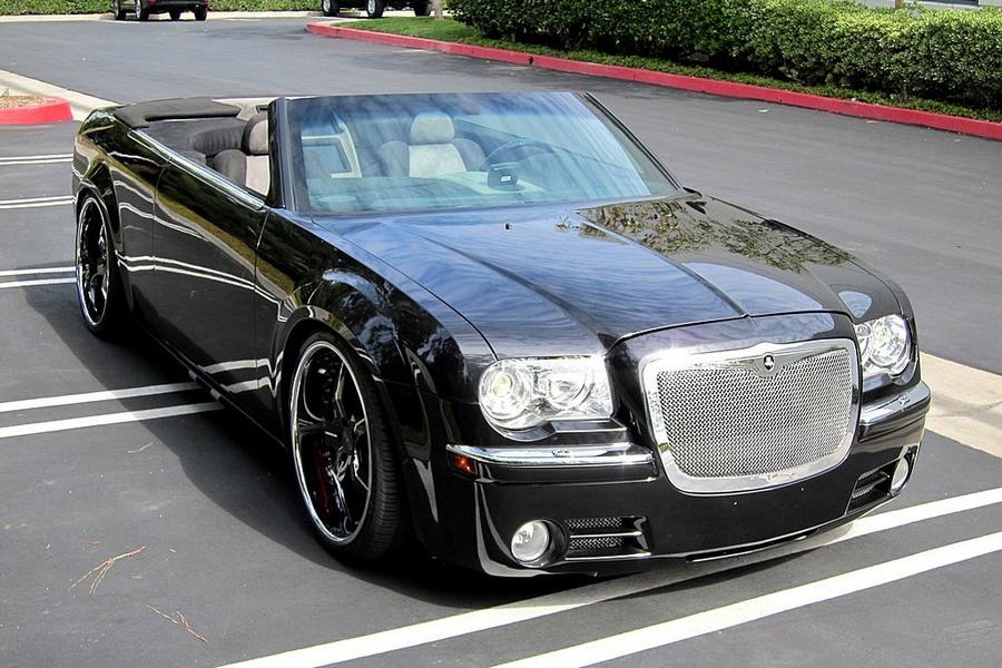Alice Coopers Chrysler-Bentley bei Ebay - hat sich der Umbau gelohnt?, Foto: Ebay