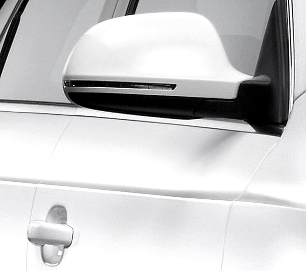 Audi Q3: In die Außenspiegel sind Blinkerleisten integriert.