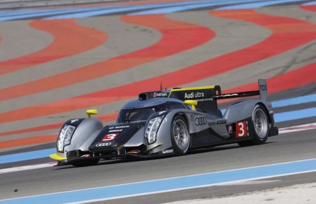Audi setzt für Le Mans verstärkt auf Leichtbau